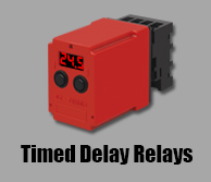 Timed Delay Relays